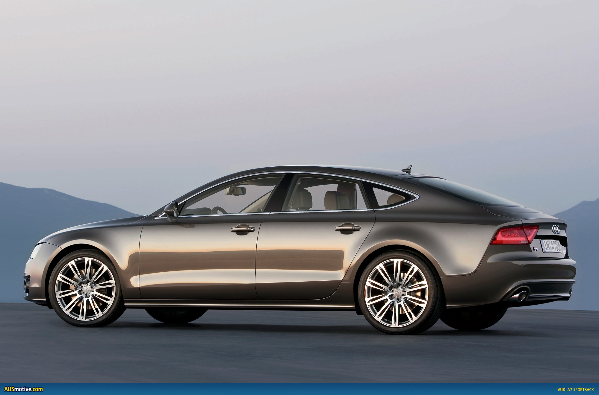 audi a7 sportback photo gallery. Black Bedroom Furniture Sets. Home Design Ideas