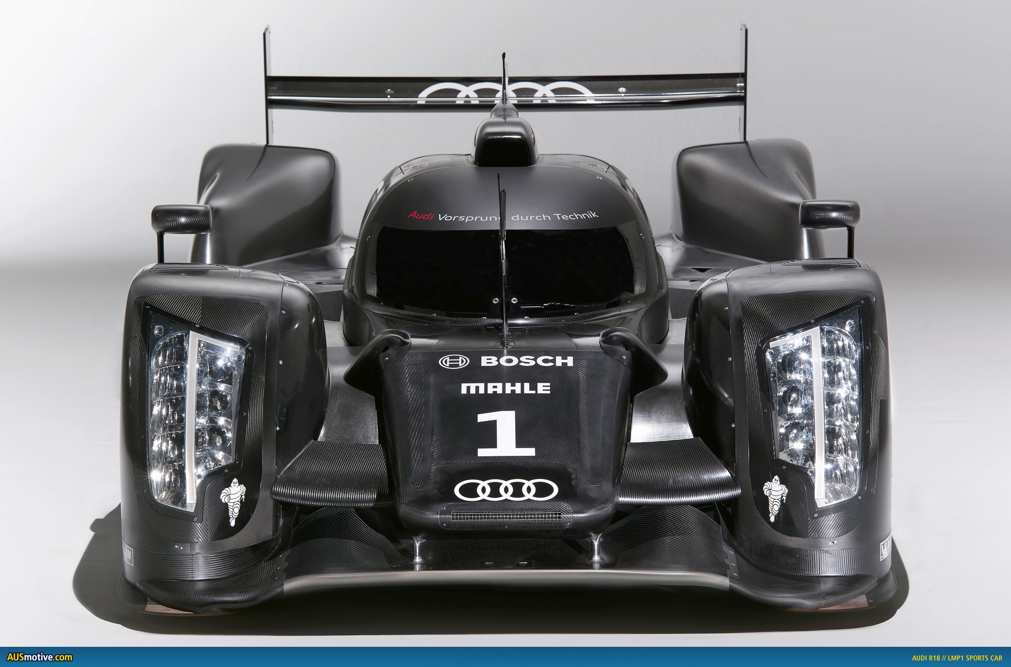 Ausmotive Com 187 Audi Shows Off New R18 Le Mans Racecar