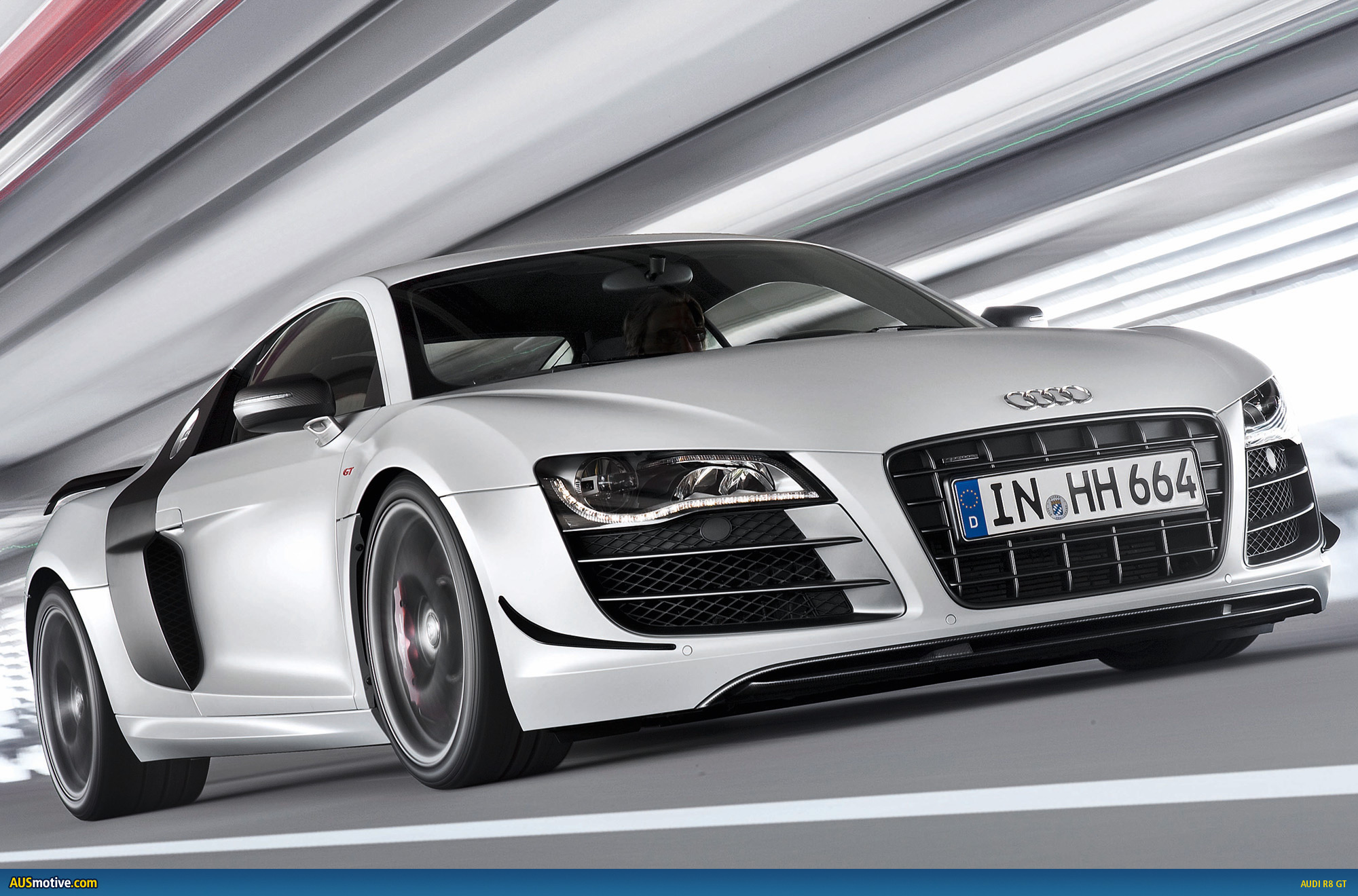 AUSmotive.com » 2010 Audi R8 GT officially announced
