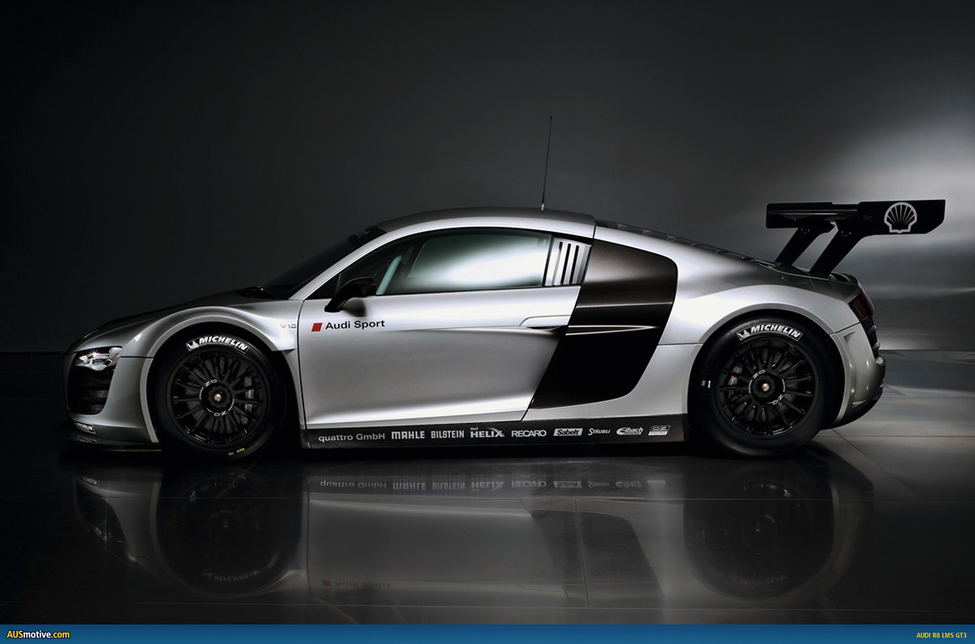 Mercedes Amg Hypercar >> AUSmotive.com » Audi considers road-going R8 GT3 hypercar