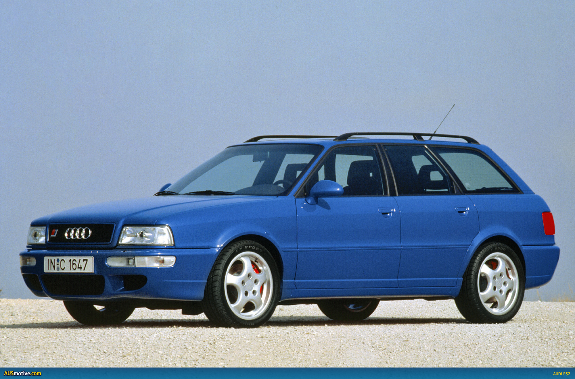 Ausmotive Com 187 What S It Really Like To Drive An Audi Rs2