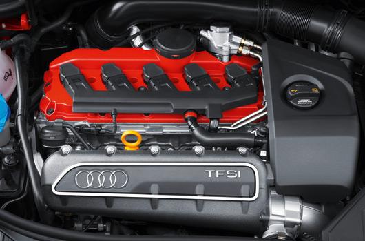2011 Audi RS3