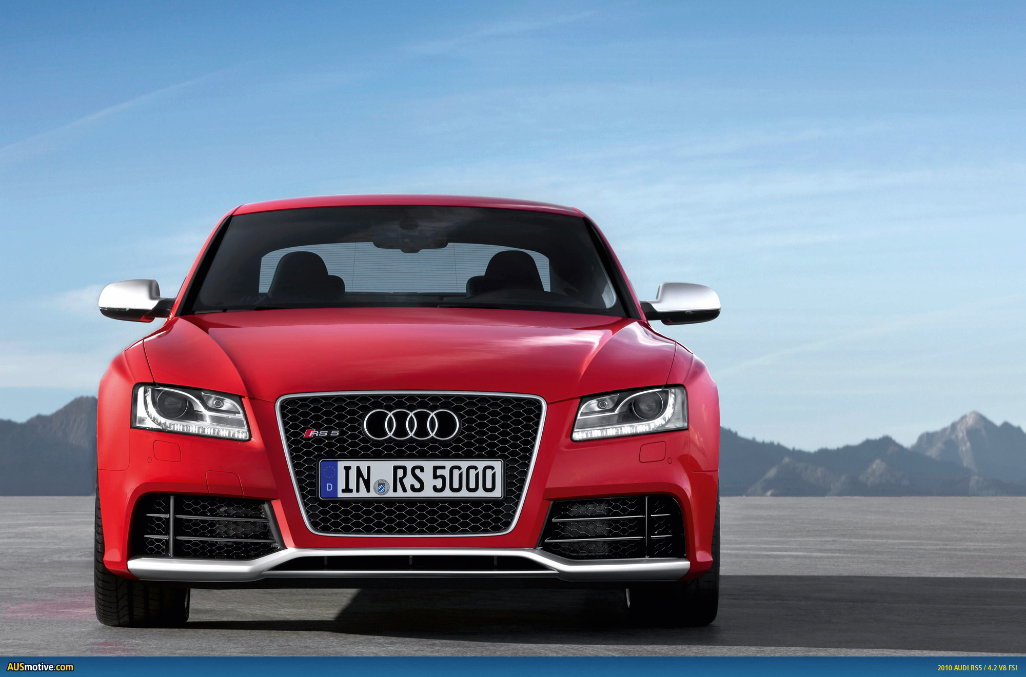 official audi rs5 confirmed for geneva motor show. Black Bedroom Furniture Sets. Home Design Ideas
