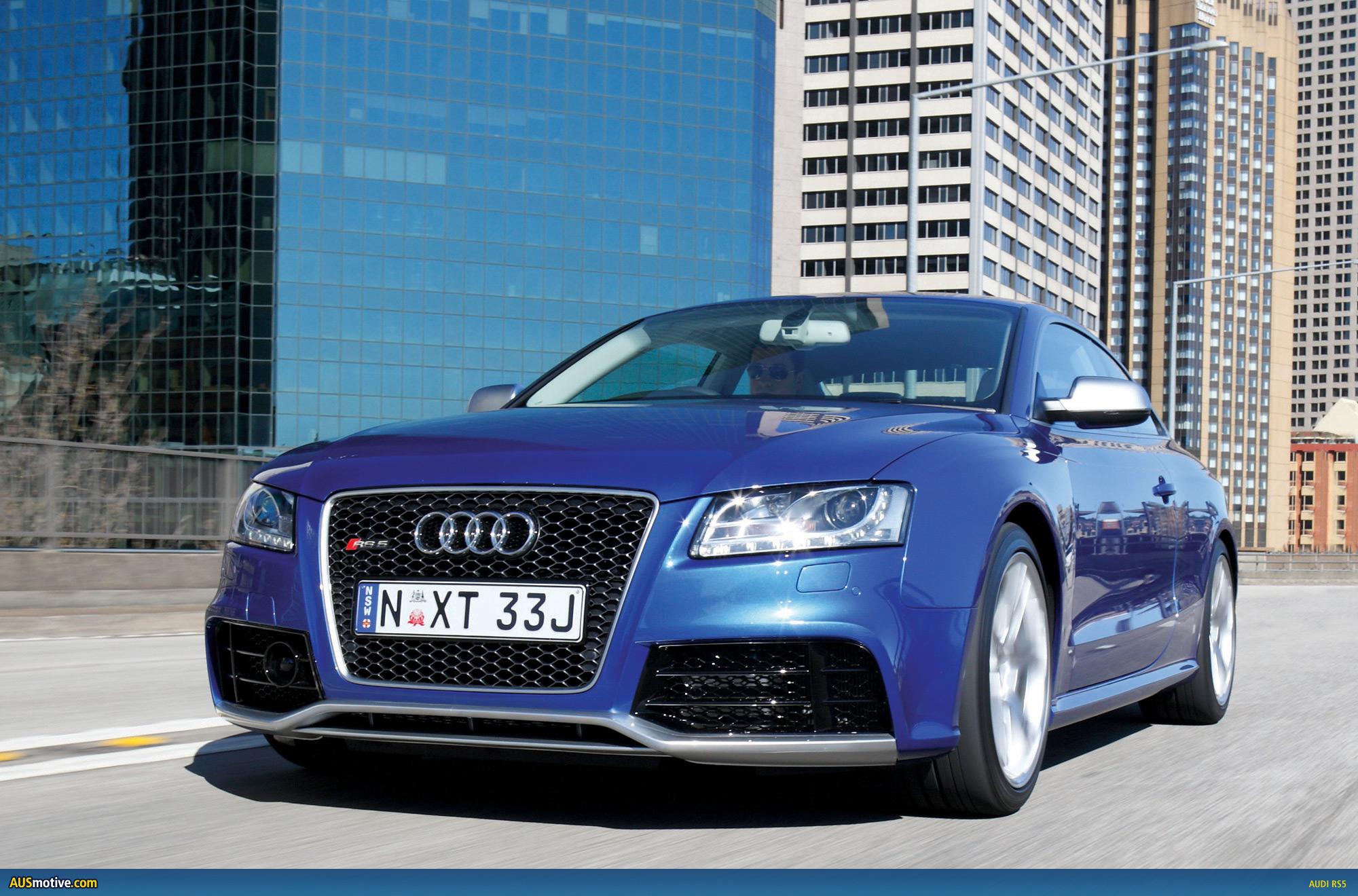 ausmotive com  u00bb audi rs5  australian pricing  u0026 specs