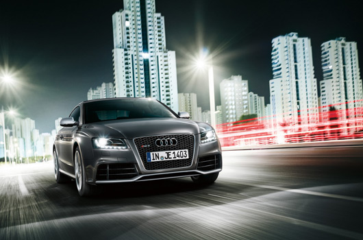Audi RS5 brochure