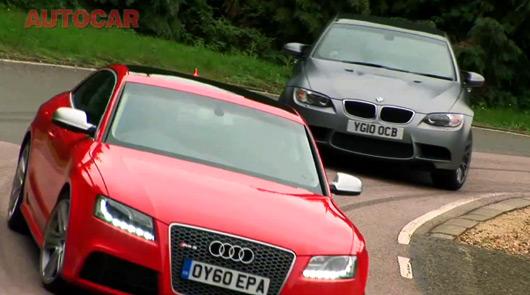 AUSmotivecom Autocar Audi RS V BMW M - Audi autocar