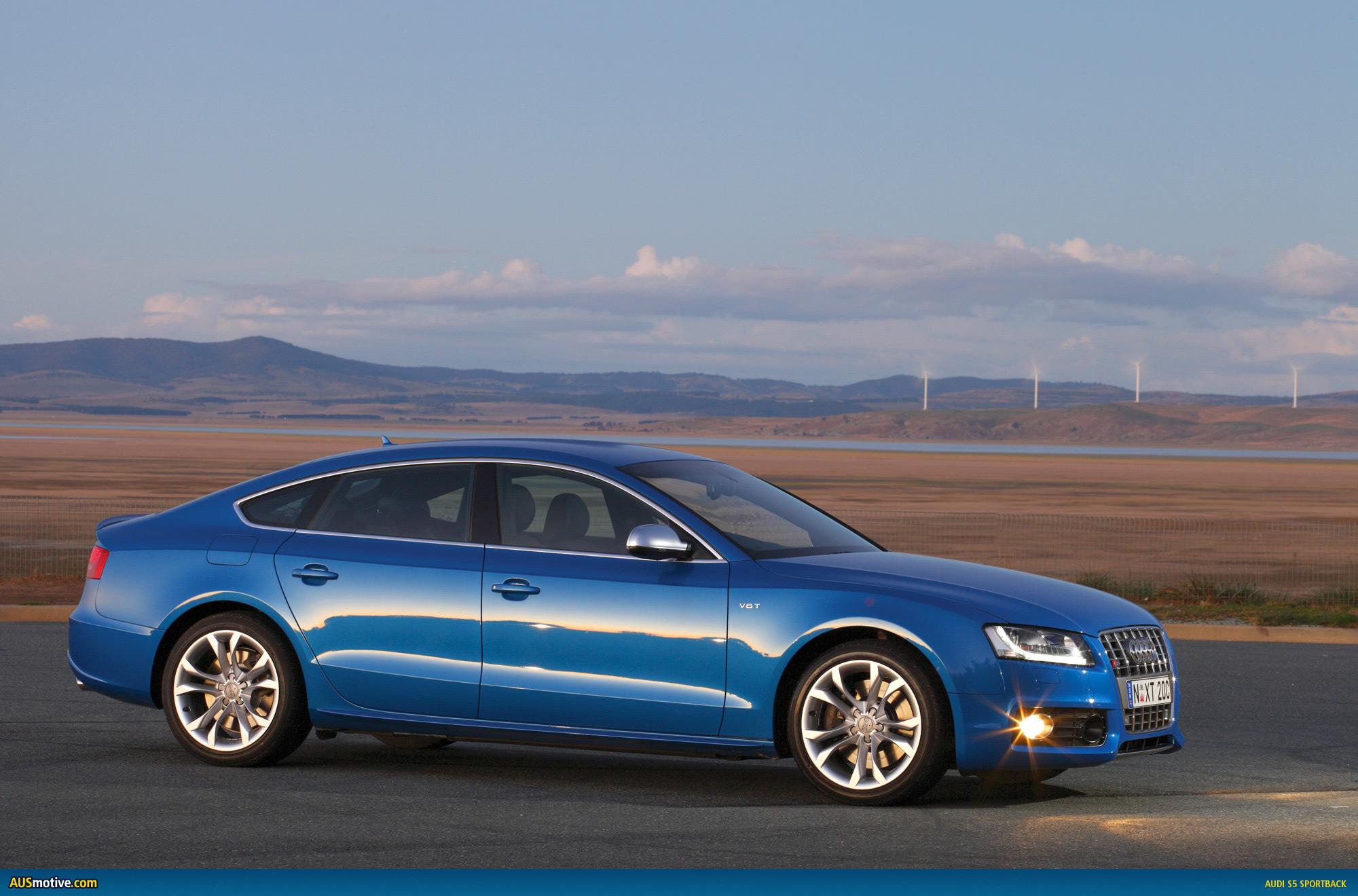 2010 Audi A5 Manual Auto Electrical Wiring Diagram Ausmotive Com U00bb S5 Sportback U2013 Australian Pricing U0026 Specs
