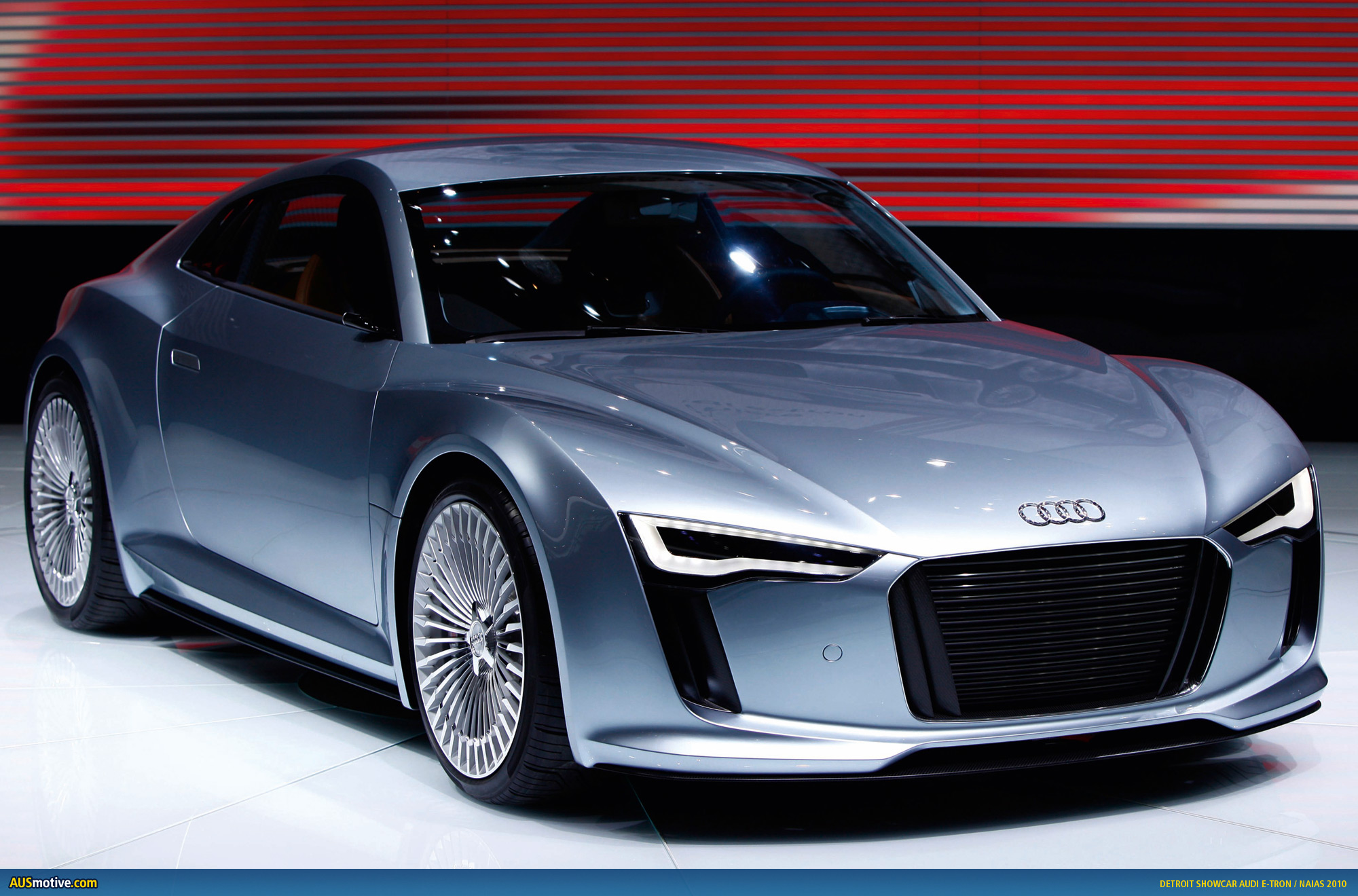 AUSmotive.com » Is the Audi R4 over B4 it begins?