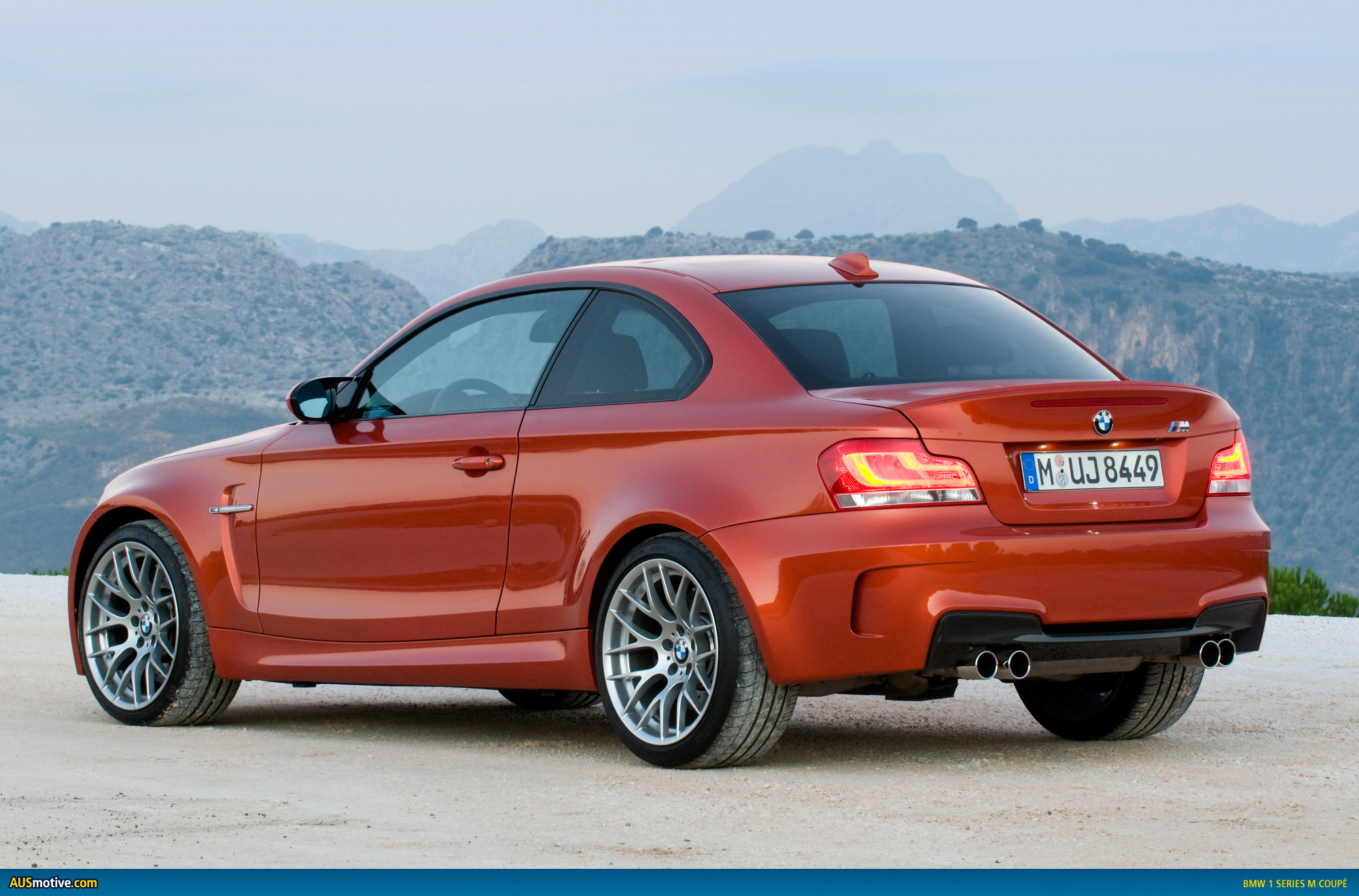 official bmw 1 series m coup. Black Bedroom Furniture Sets. Home Design Ideas