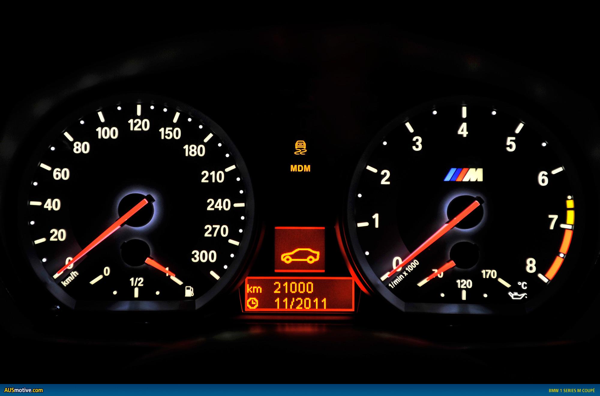 Illuminate ///M logo in Instrument Cluster - BMW M3 Forum