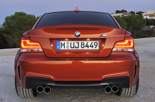 BMW 1M Coupe