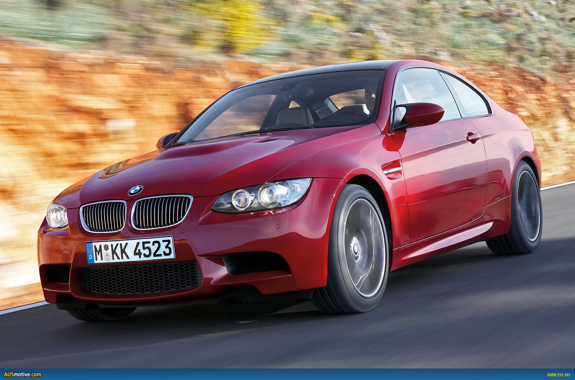 AUSmotive.com » 25 years of the BMW M3