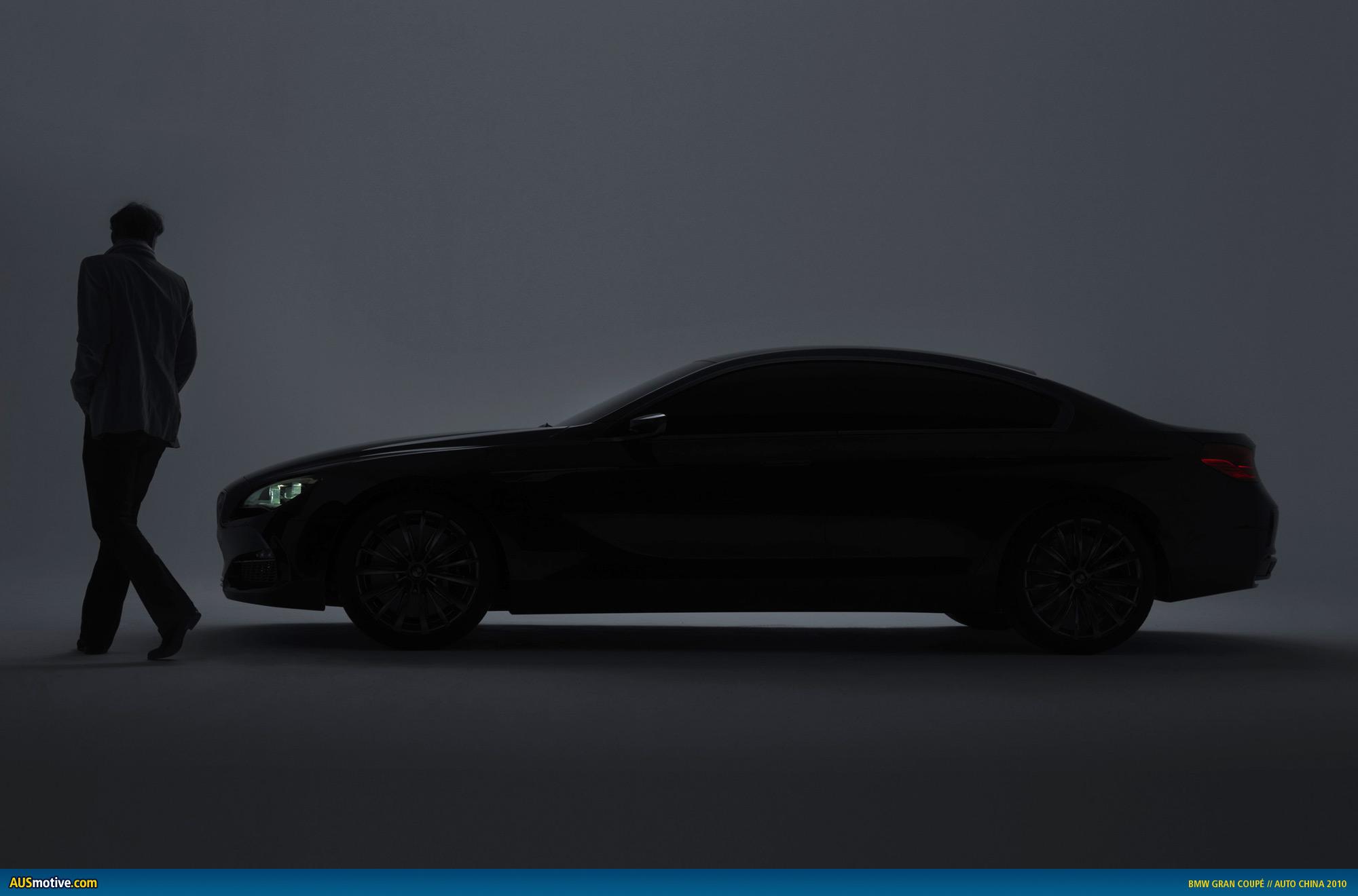 AUSmotive.com » Auto China: BMW Gran Coupé