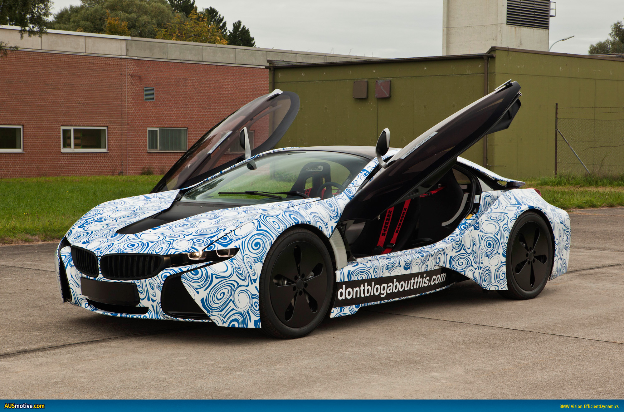 AUSmotive.com » BMW turns vision into reality
