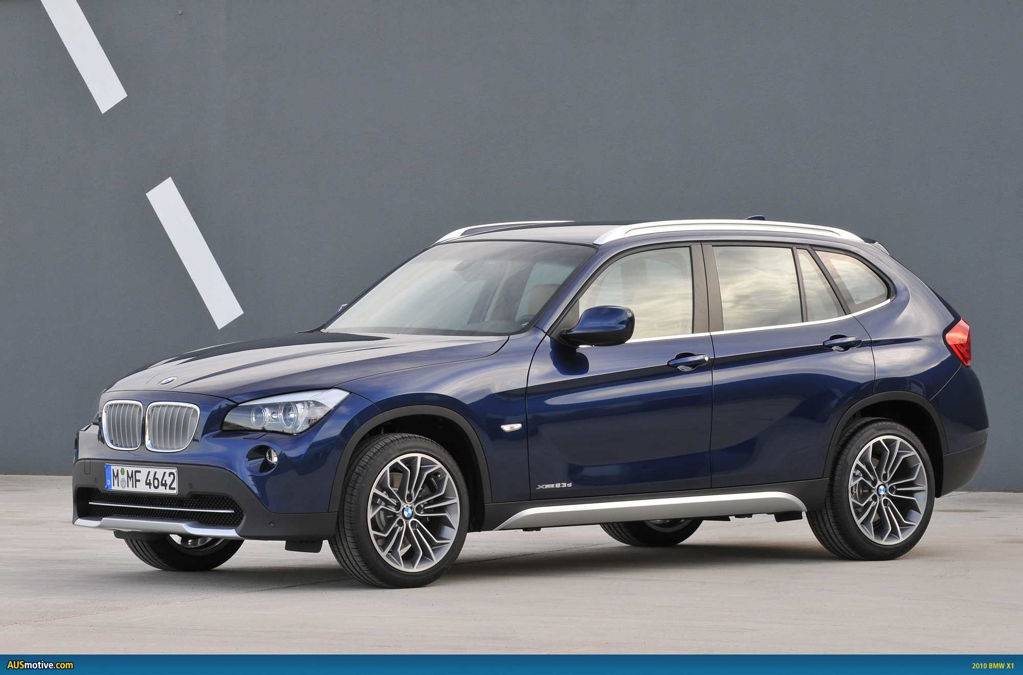Ausmotive Com 187 2010 Bmw X1 Australian Pricing