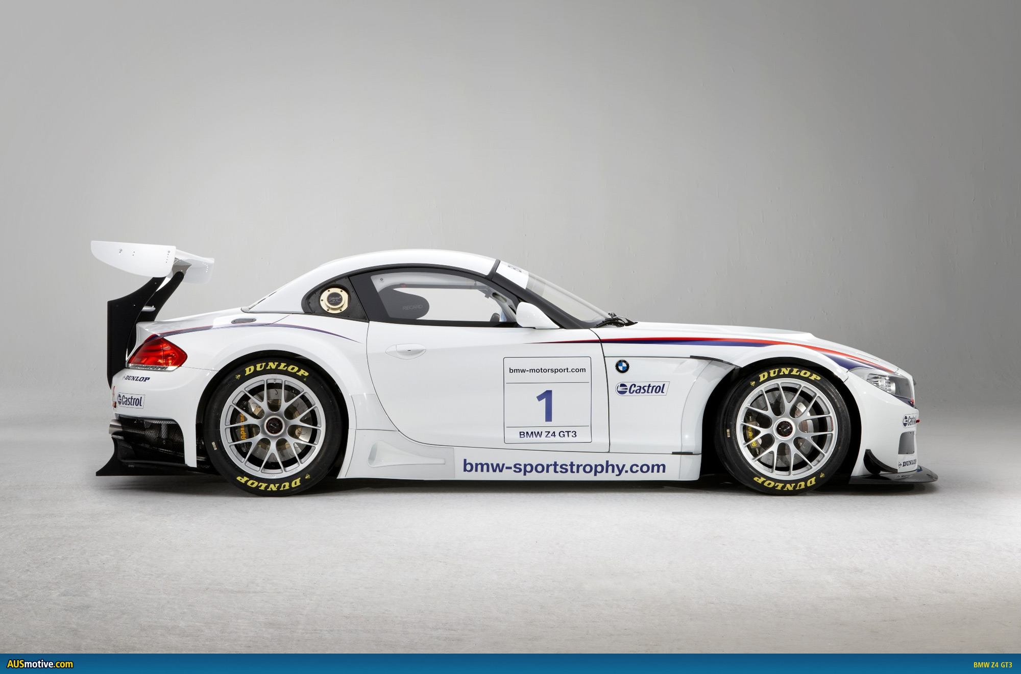 Ausmotive Com 187 Bmw Finally Reveals Official Z4 Gt3 Info