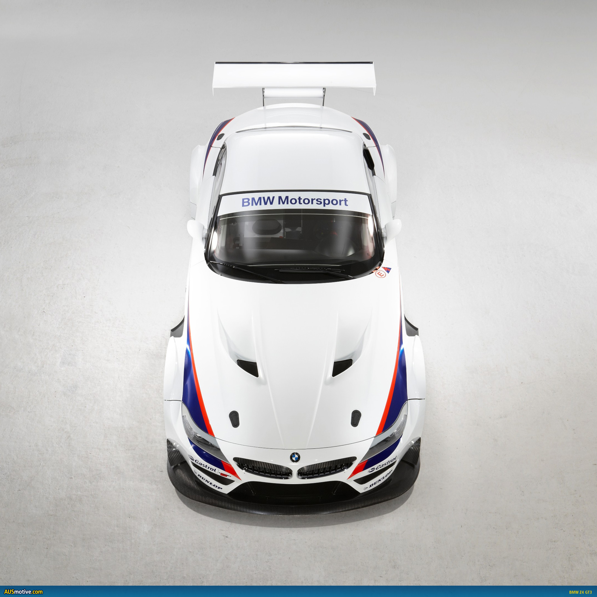 Bmw Z4 Update: AUSmotive.com » BMW Finally Reveals Official Z4 GT3 Info