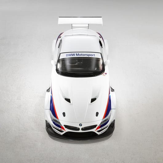 Bmw Z4 Update: AUSmotive.com » BMW Finally Reveals Official Z4 GT3 Info