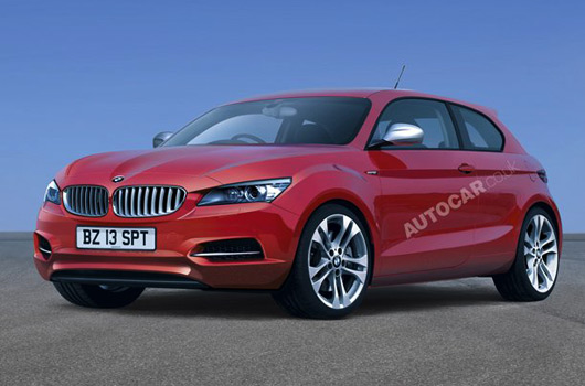 Ausmotive Com 187 More News On The Front Wheel Drive Bmw