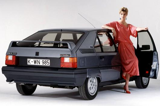 Citroen BX GTi