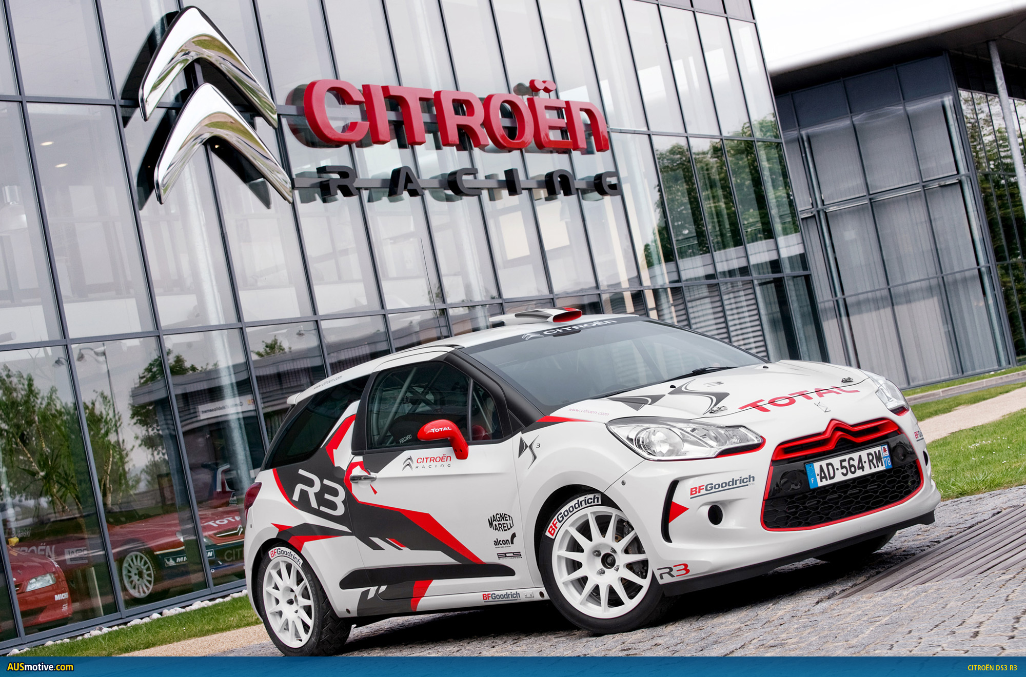 at Citroën Racing for the
