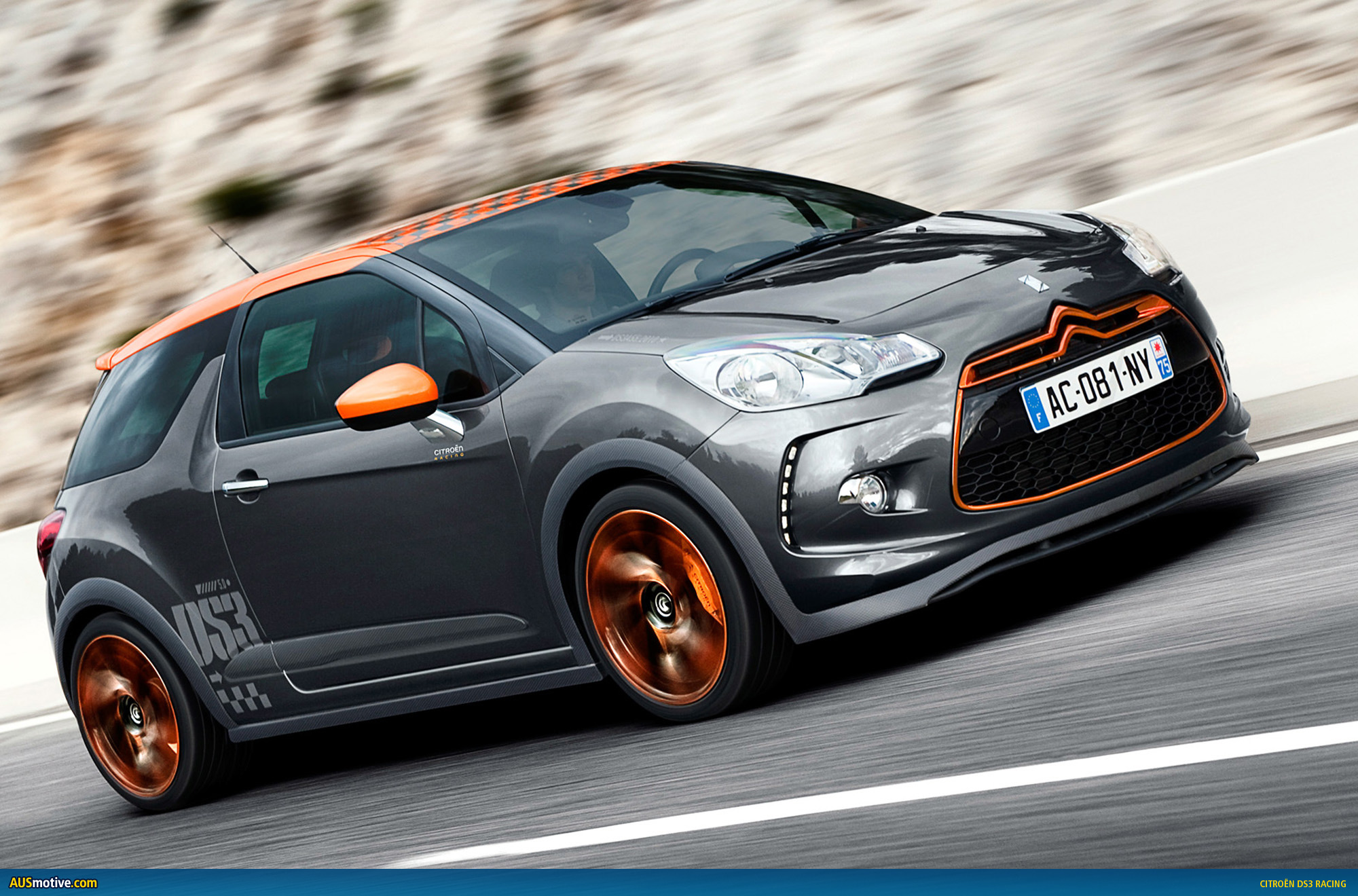 ausmotivecom 187 citro235n ds3 racing � another geneva preview
