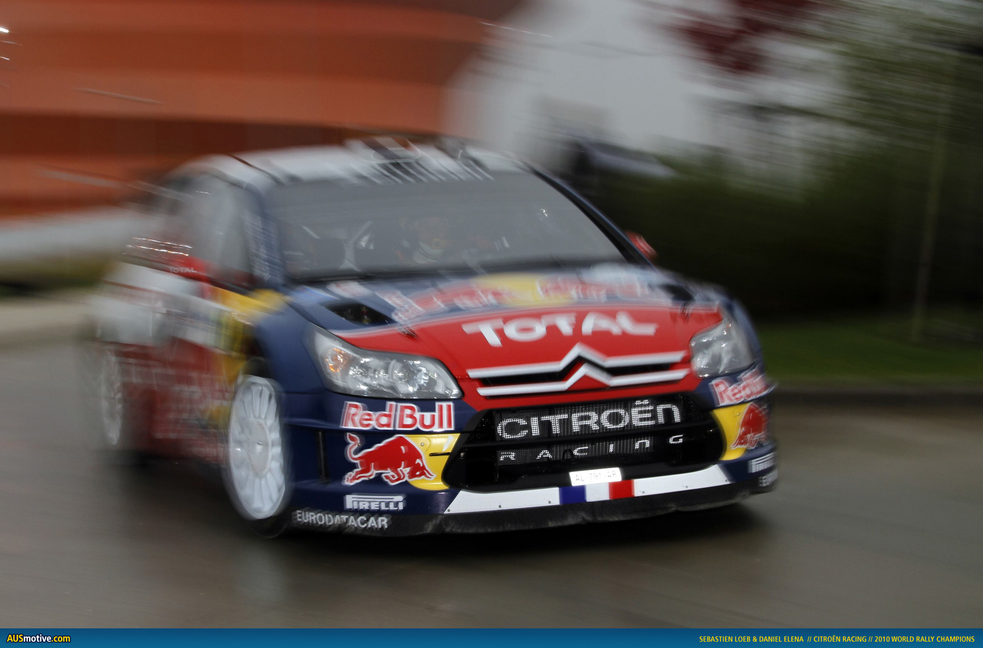 AUSmotive.com » Sebastien Loeb – World Rally Champion again in 2010!