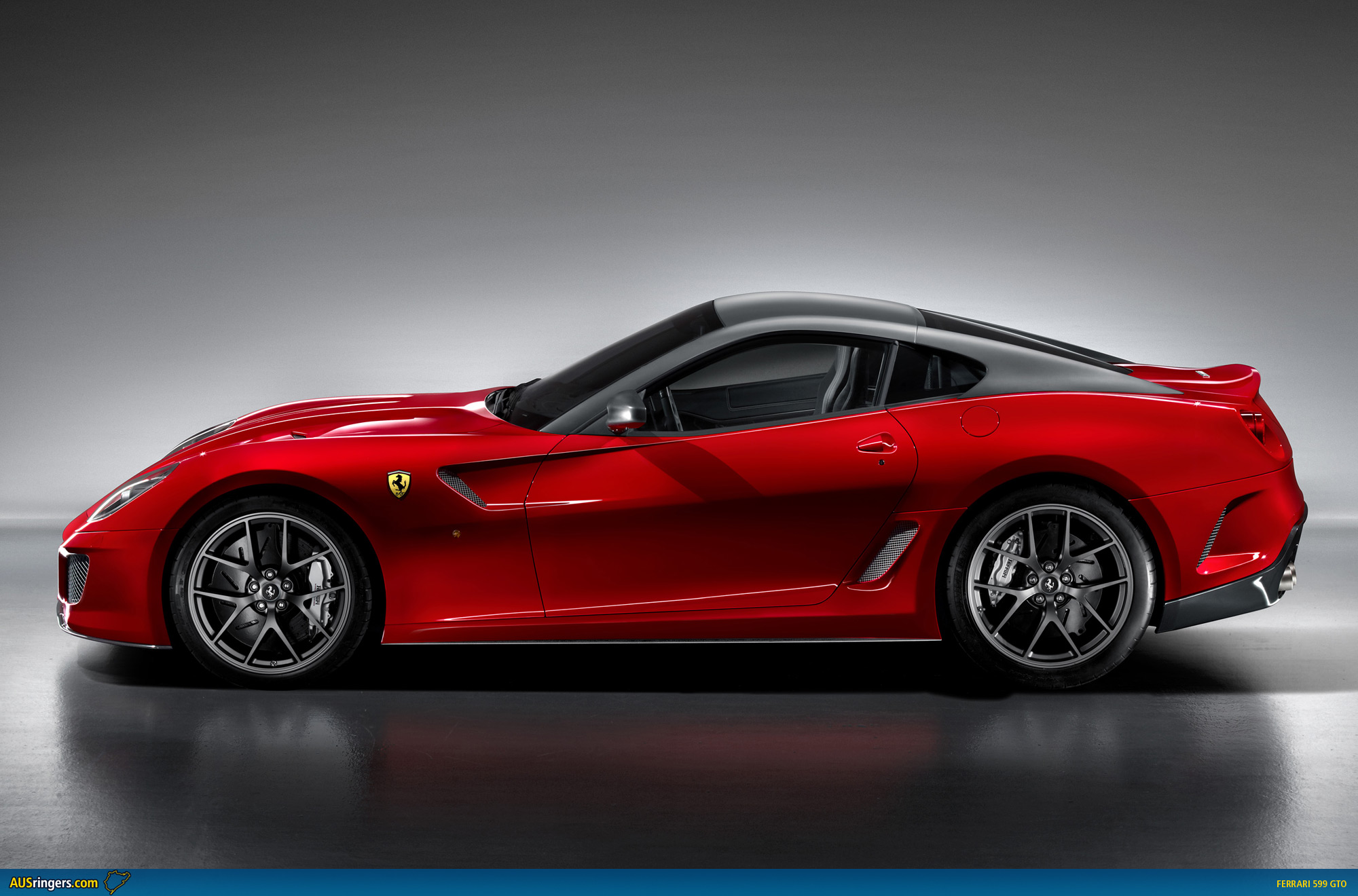 ferrari 599 gto official details. Black Bedroom Furniture Sets. Home Design Ideas