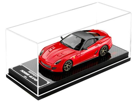 Ferrari 599 GTO 1/43 scale model