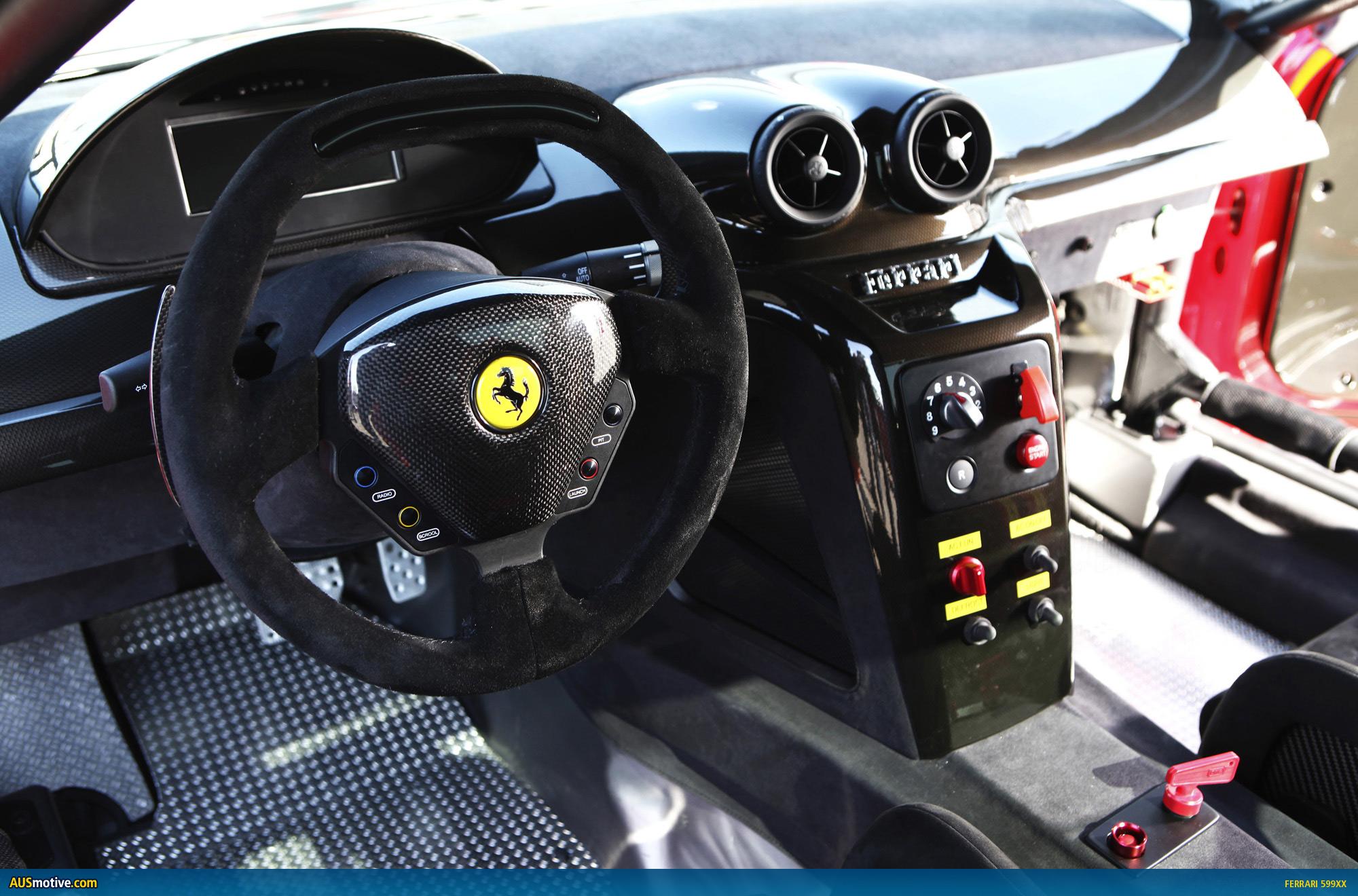 AUSmotive.com » Ferrari 599XX