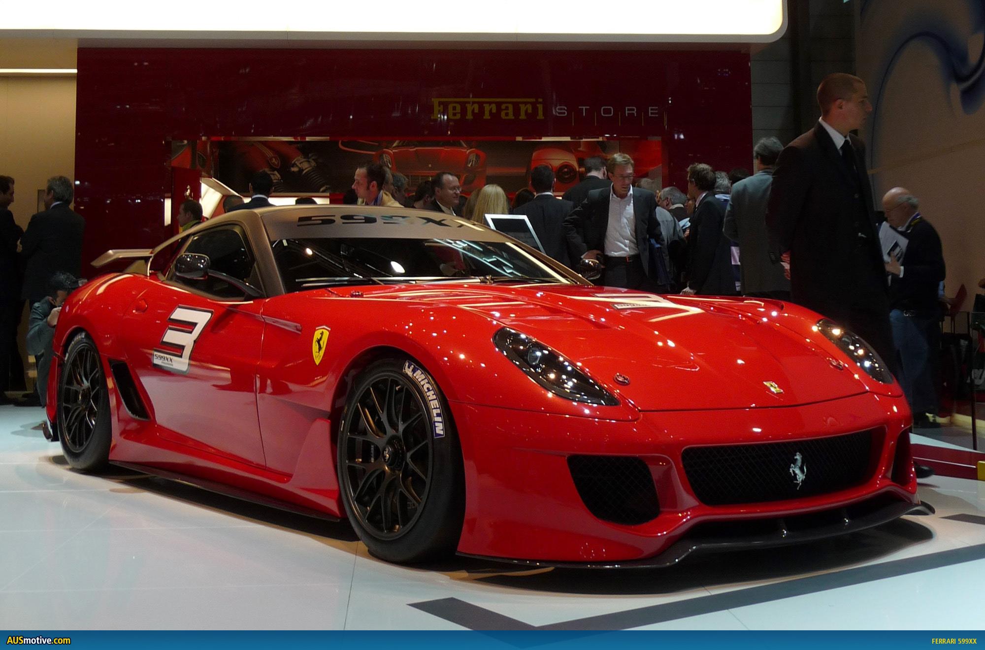 Ausmotive Com 187 Ferrari 599xx