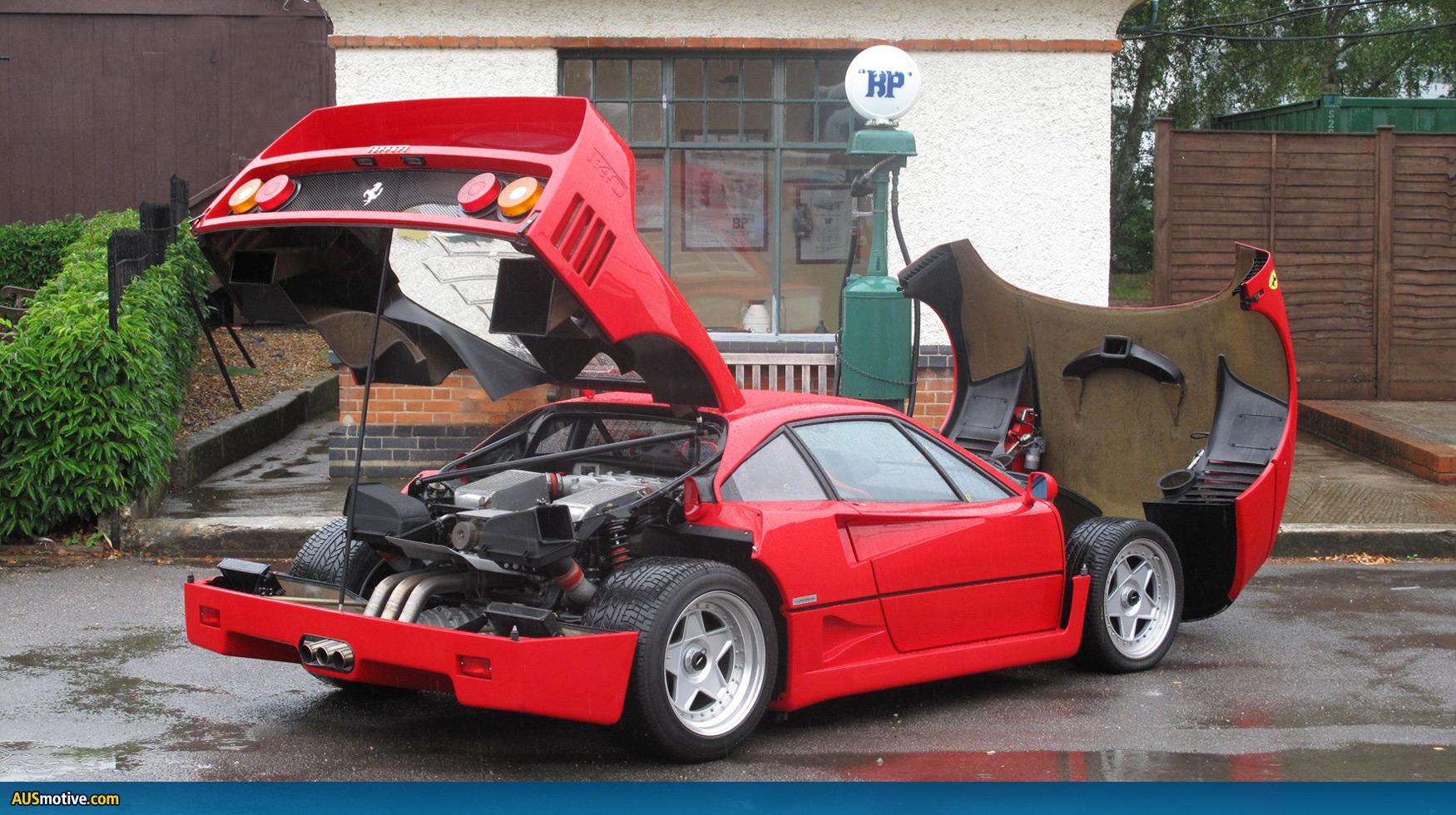 Ferrari F40 Kit Car For Sale images