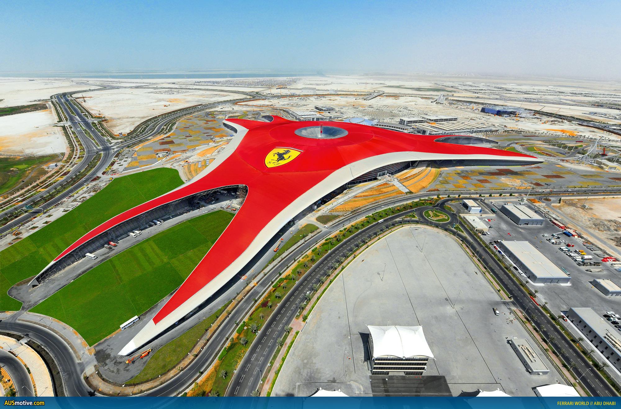 AUSmotive.com » VIDEO: Ferrari World sales pitch