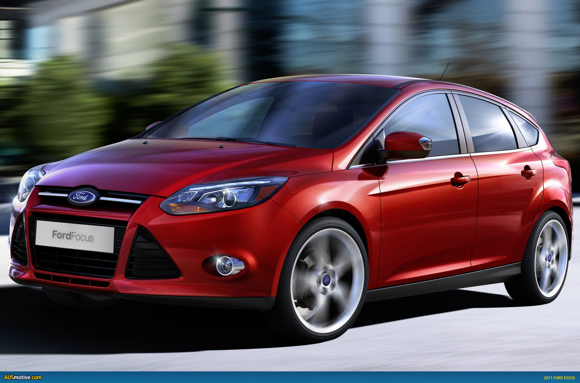a closer look at the 2011 ford focus. Black Bedroom Furniture Sets. Home Design Ideas