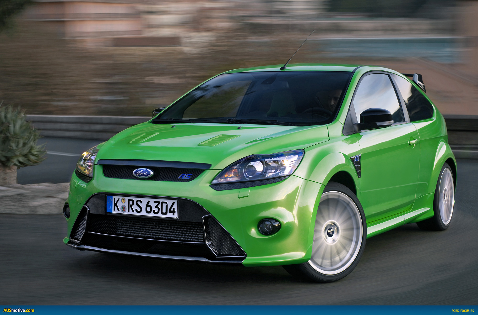 ford focus rs confirmed for australia. Black Bedroom Furniture Sets. Home Design Ideas