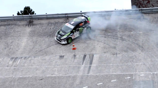 Ken Block: Gymkhana THREE