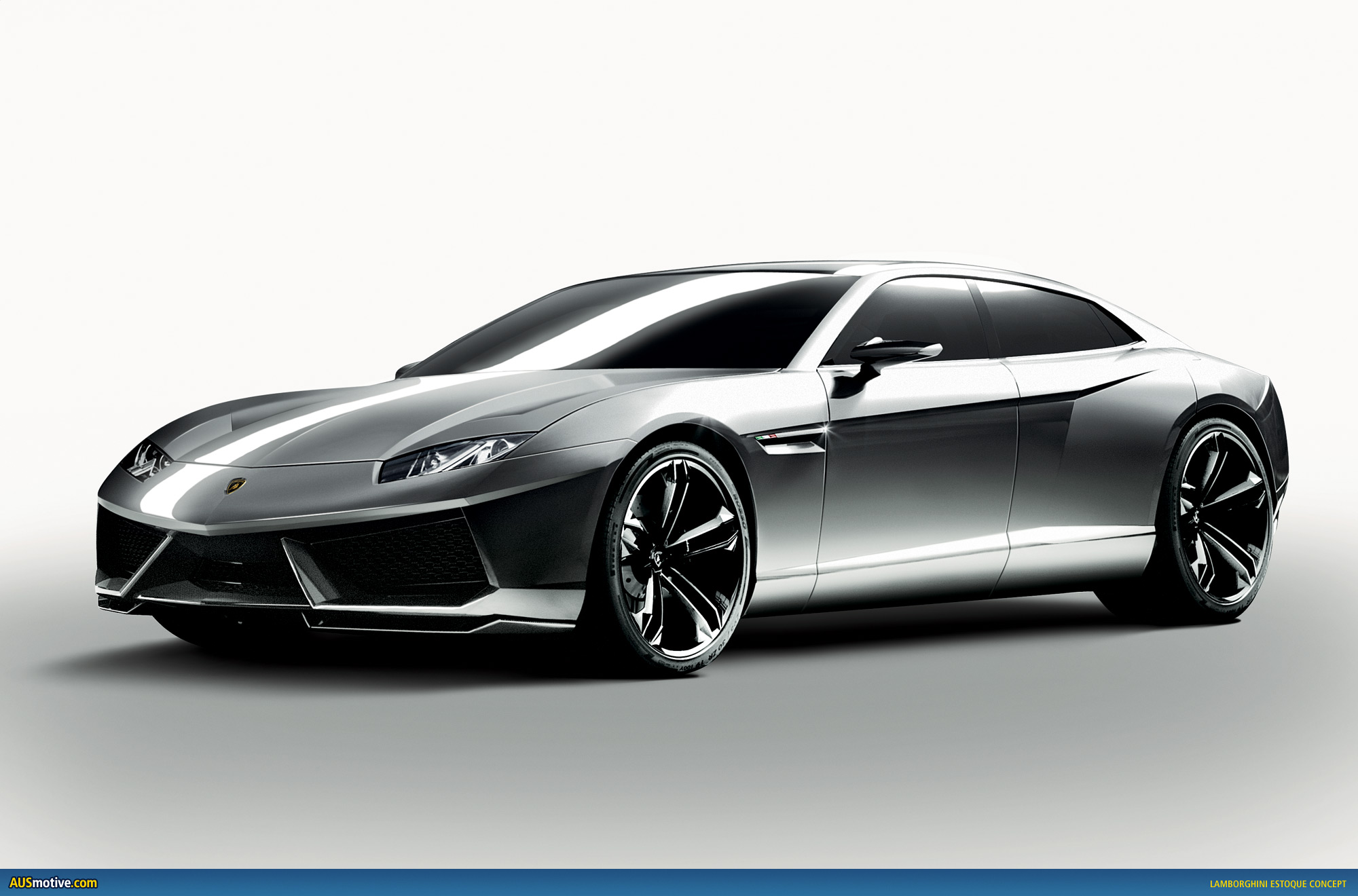 Ausmotive Com 187 Lamborghini Estoque Gets Green Light Ahead