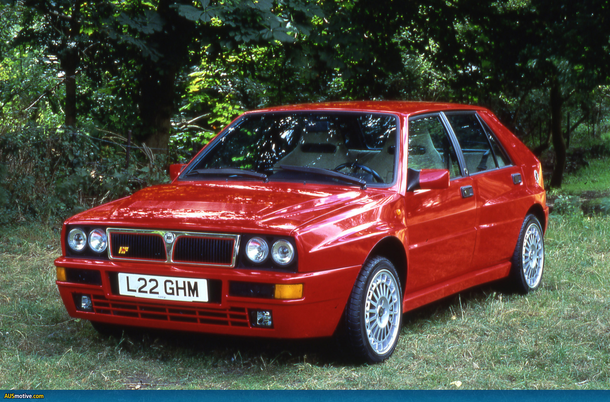 Ausmotive Com 187 Lancia Delta Integrale Voted Best Hot