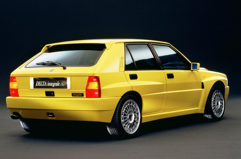 AUSmotive.com » Lancia Delta Integrale voted best hot hatch ever