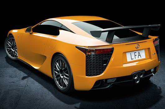 Lexus LF-A Nurburgring Package