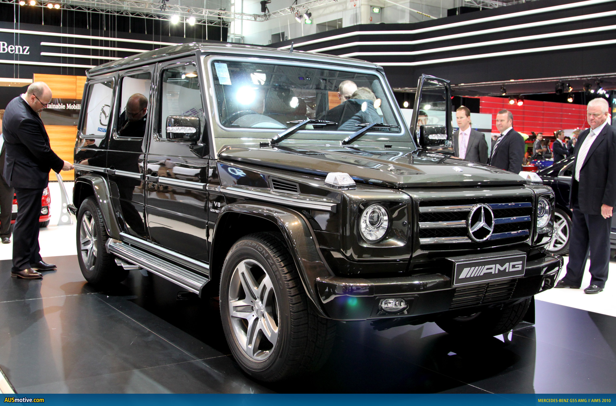 Aims 2010 mercedes benz g class for Mercedes benz g class 2010 for sale