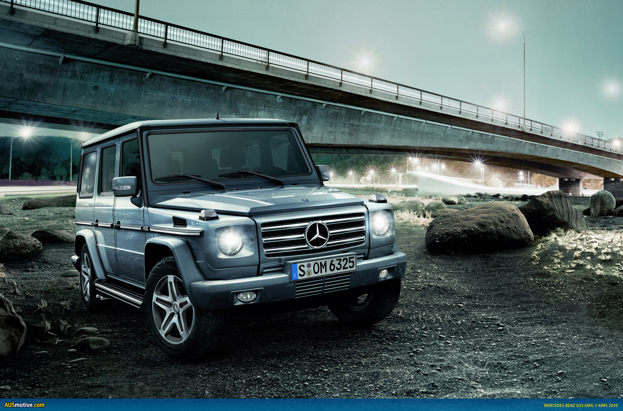 Aims 2010 mercedes benz g class for Mercedes benz g class pictures