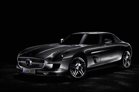 Mercedes-Benz SMS AMG 'Gullwing'