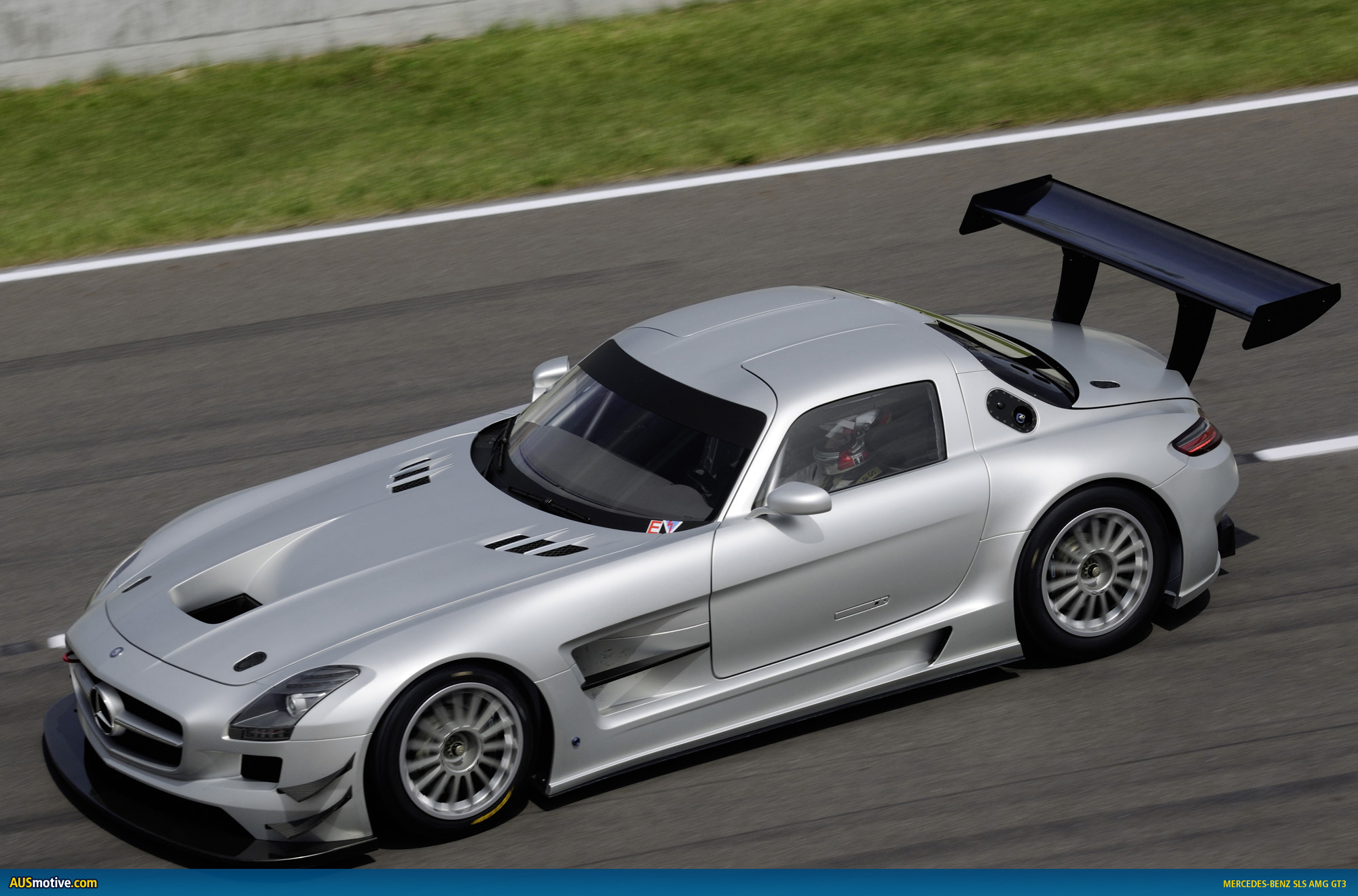 mercedes benz sls amg gt3 photo gallery. Black Bedroom Furniture Sets. Home Design Ideas