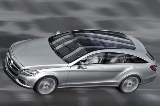 Mercedes-Benz Shooting Break Concept