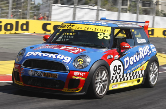 2010 MINI Challenge - Round 6, Gold Coast
