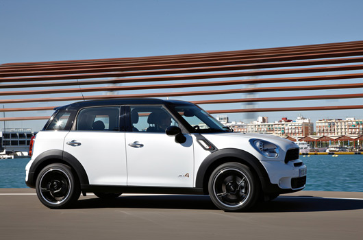 2010 MINI Countryman