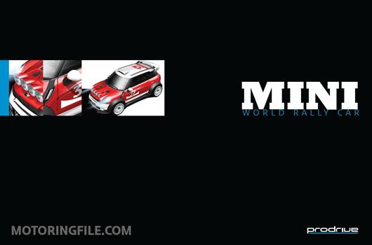 MINI/Prodrive WRC