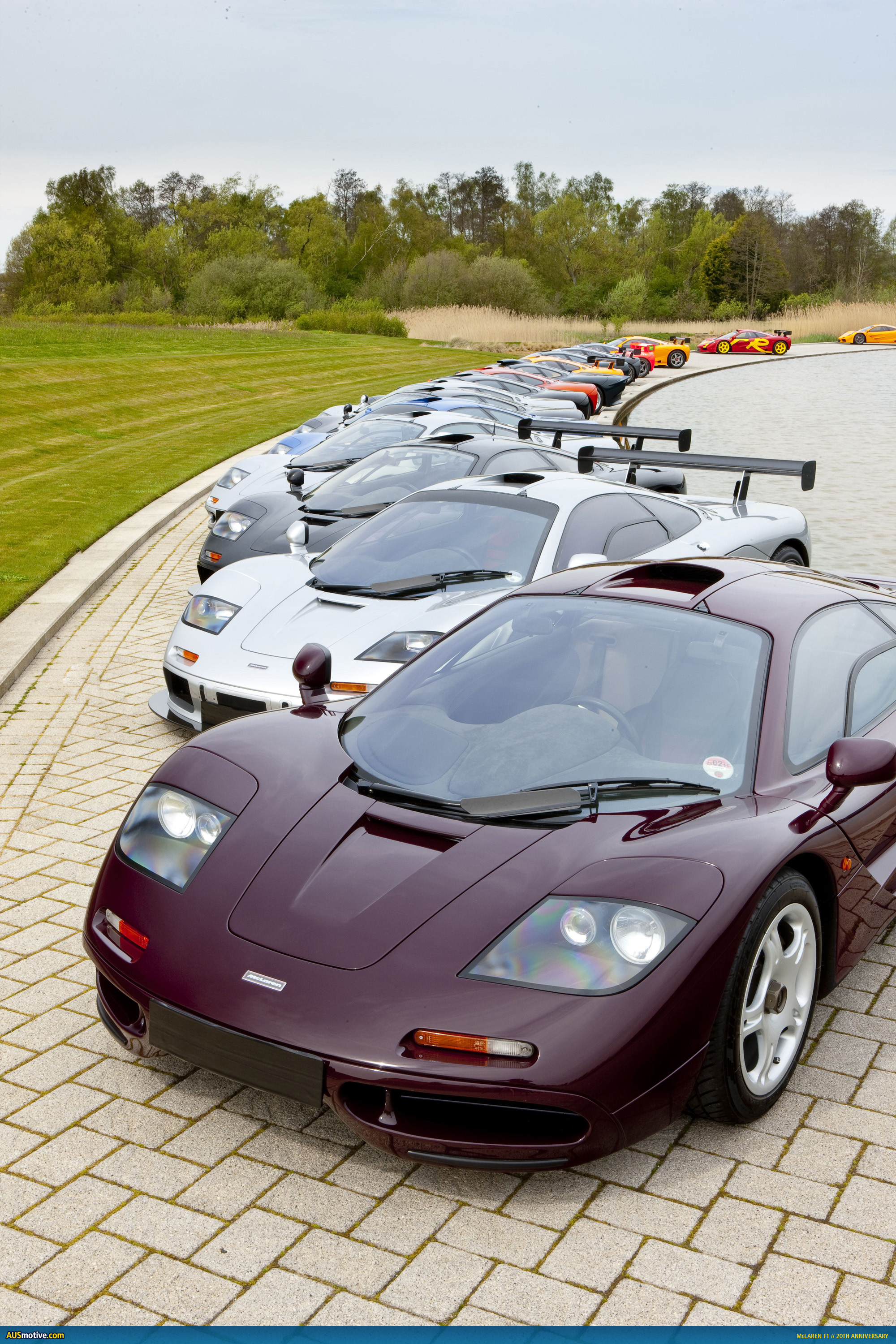 twenty years of the mclaren f1. Black Bedroom Furniture Sets. Home Design Ideas