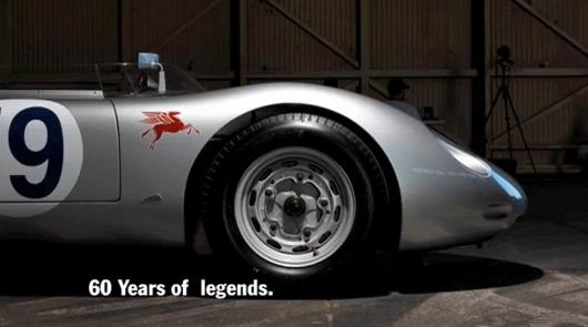 Porsche - 60 years TVC